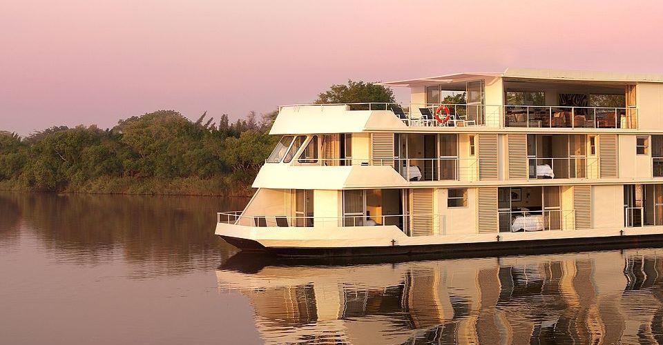Boat Cruises chobe