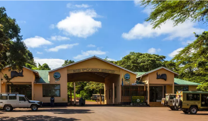 Explore the Serengeti Visitor Center