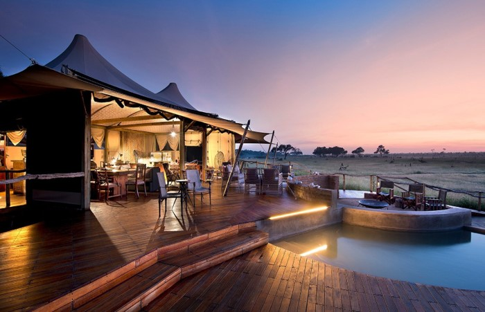 Hwange National Park out door guest house