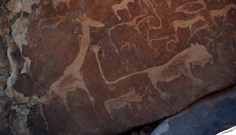 Namibia History - Etosha National Park