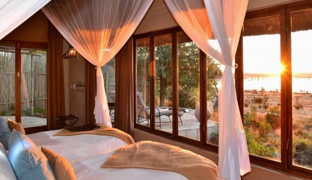 chobe national park bedroom